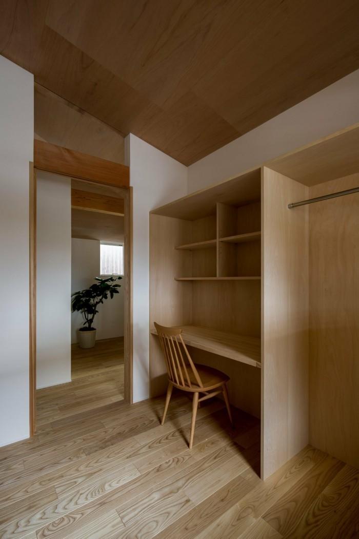 Moderne Architektur: Einbaumöbel