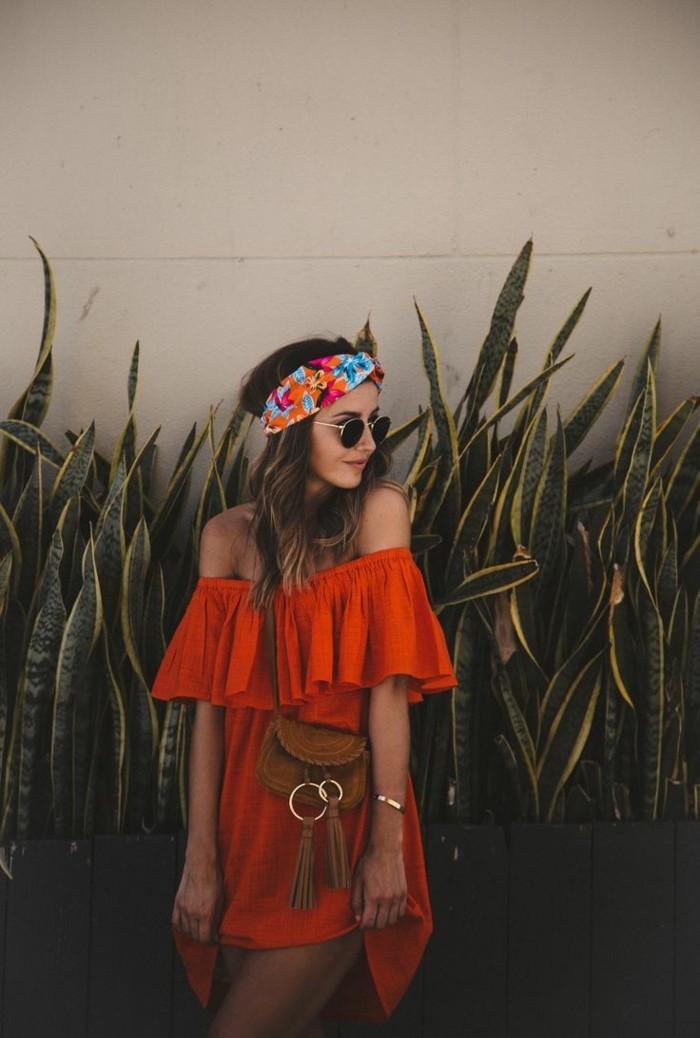 bandana binden passendes design zum kleid aussuchen