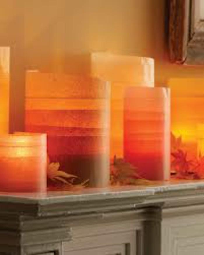 beleuchtung wohnzimmer indirekte beleuchtung kerzen