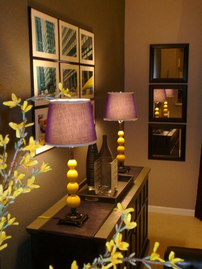 beleuchtung wohnzimmer indirekte beleuchtung mehrere lichtquellen