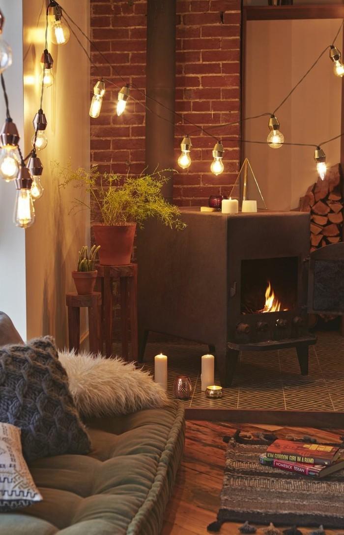 beleuchtung wohnzimmer indirekte beleuchtung pendelleuchte