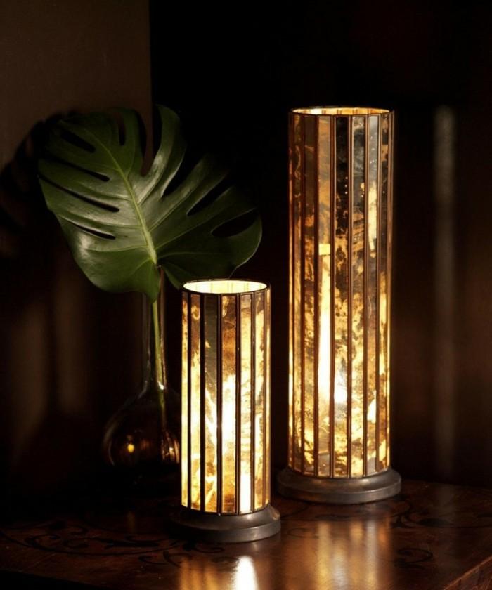 beleuchtung wohnzimmer indirekte beleuchtung tischleuchte
