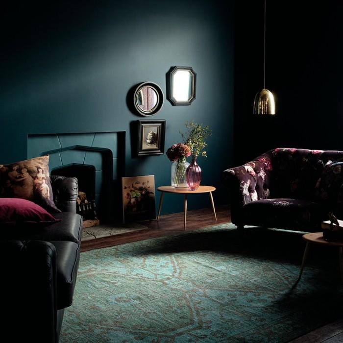 beleuchtung wohnzimmer indirekte beleuchtung warm