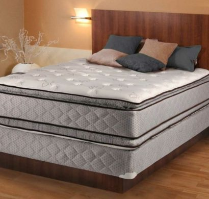 boxspringbett bietet vollen schlafkomfort f r jeden. Black Bedroom Furniture Sets. Home Design Ideas