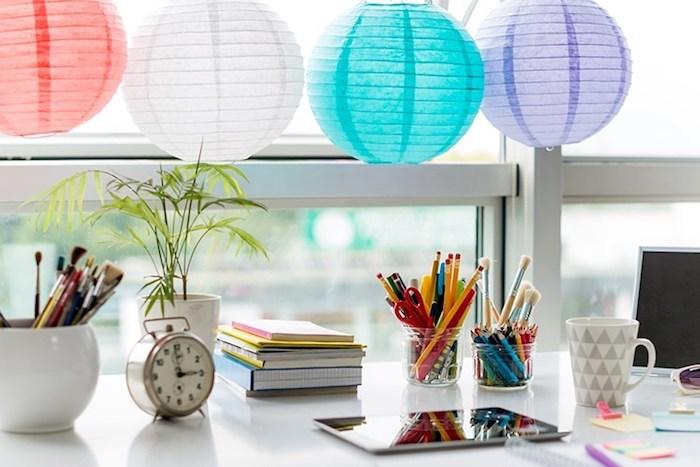 Schreibtisch Im Fokus Wie Kann Man Seinen Arbeitsplatz Aufräumen