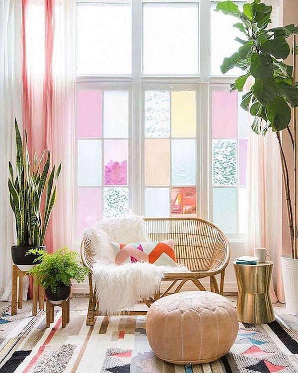 deko ideen home office dekorieren pflanze