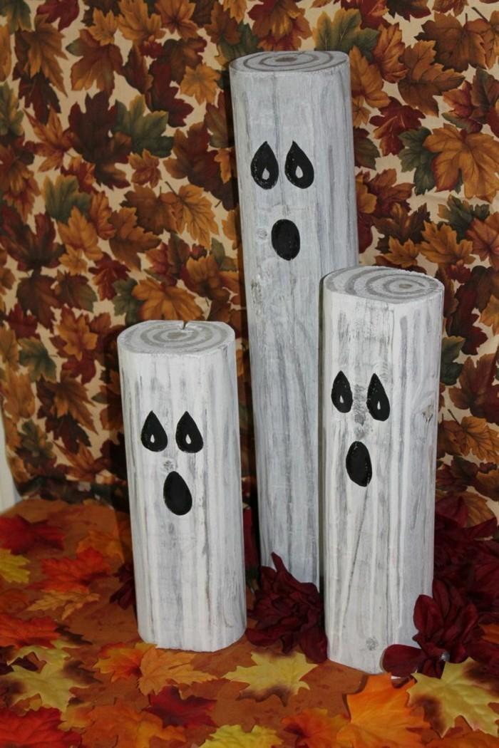 Halloween Basteln Holz.Basteln Mit Naturmaterialien Im Herbst 33 Dekoideen Zum Selbermachen