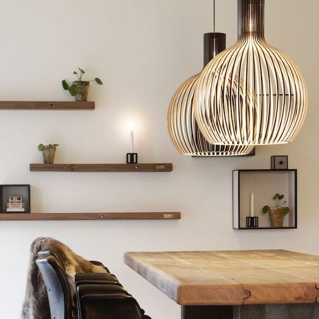 esstisch lampen moderner lampenschirm