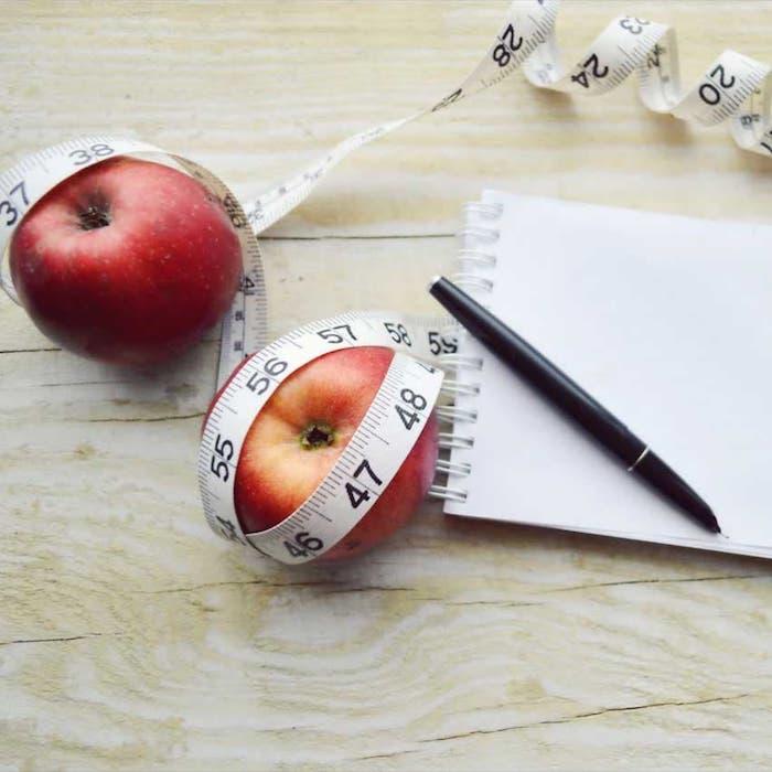 gesund essen Äpfel