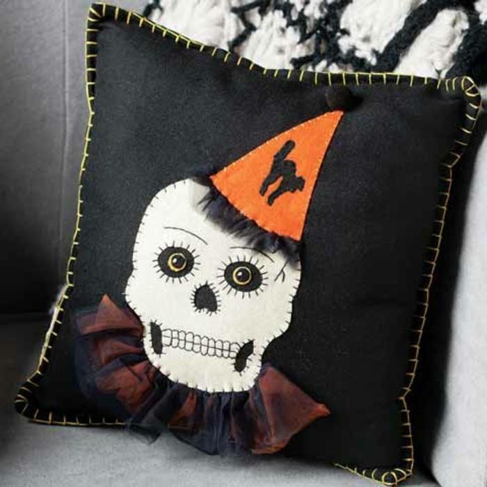 halloween deko dekokissen für das fest