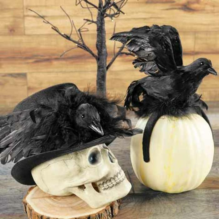halloween deko gruselig und lustig zugleich