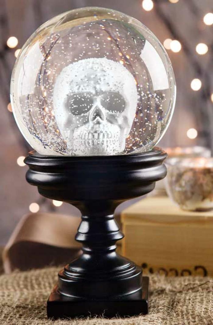halloween deko gruselige ideen für die festtafel