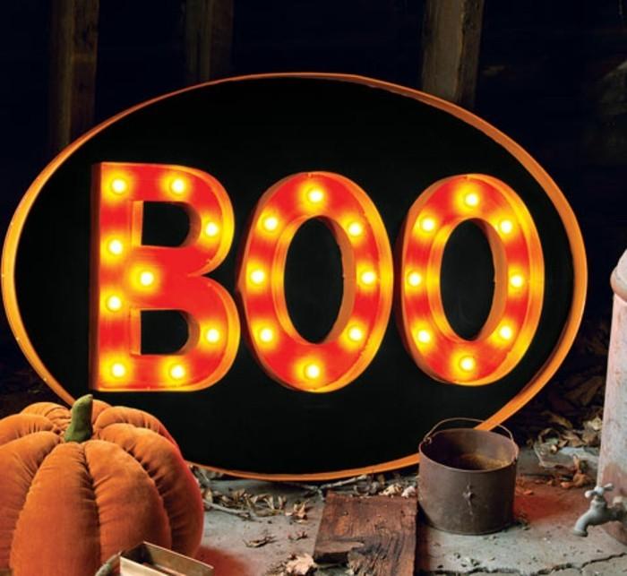halloween deko ideen 33 einf lle wie sie authentische halloween stimmung schaffen. Black Bedroom Furniture Sets. Home Design Ideas