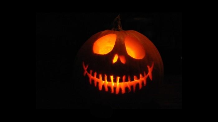 halloween kürbis schnitzvorlageböse kürbislaterne basteln grusel