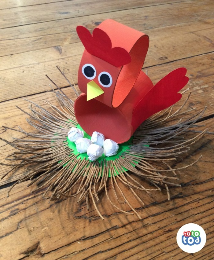 Easy Pre K Thanksgiving Crafts