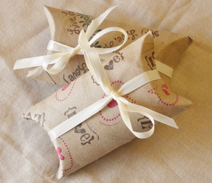 herbstbasteln mit kindern herbstdeko selber machen basteln mit klopapierrollen kleine geschenke