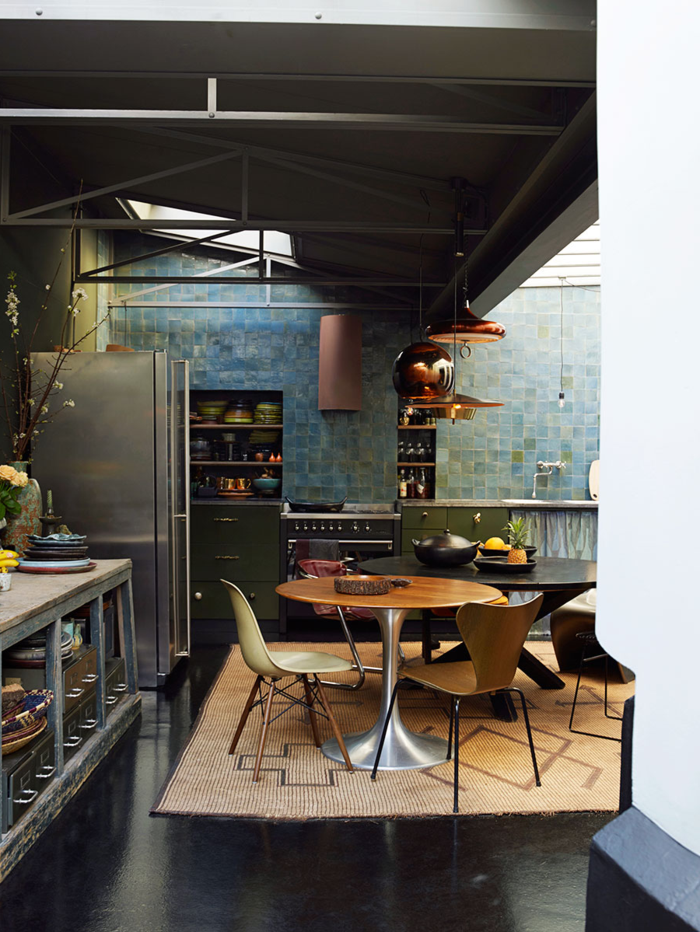 küche einrichten trends und kreative lösungen