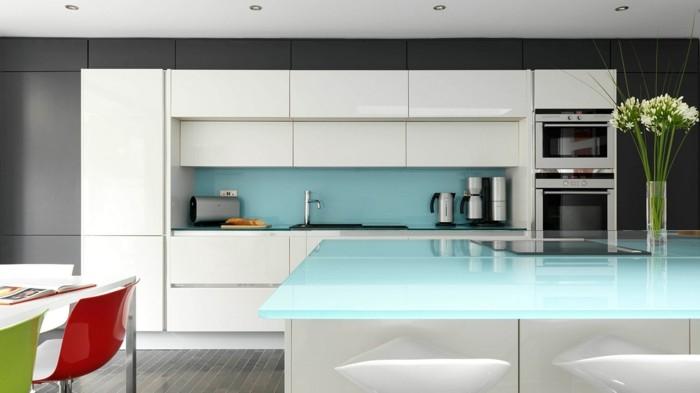 küchenarbeitsplatten küchenplatte in trendiger farbe