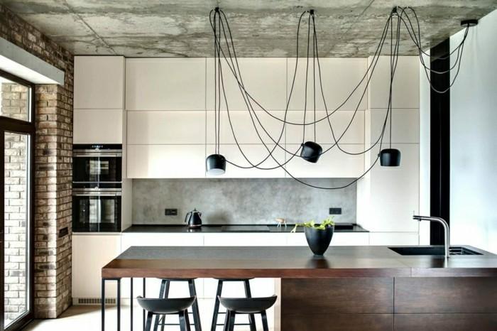 küchentrends 2017 beton akzente setzen