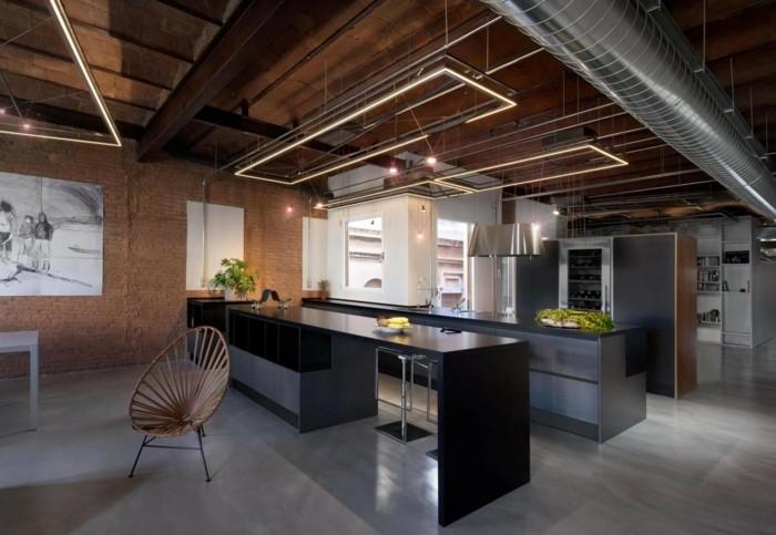 küchentrends 2017 industrieller look ist angesagt