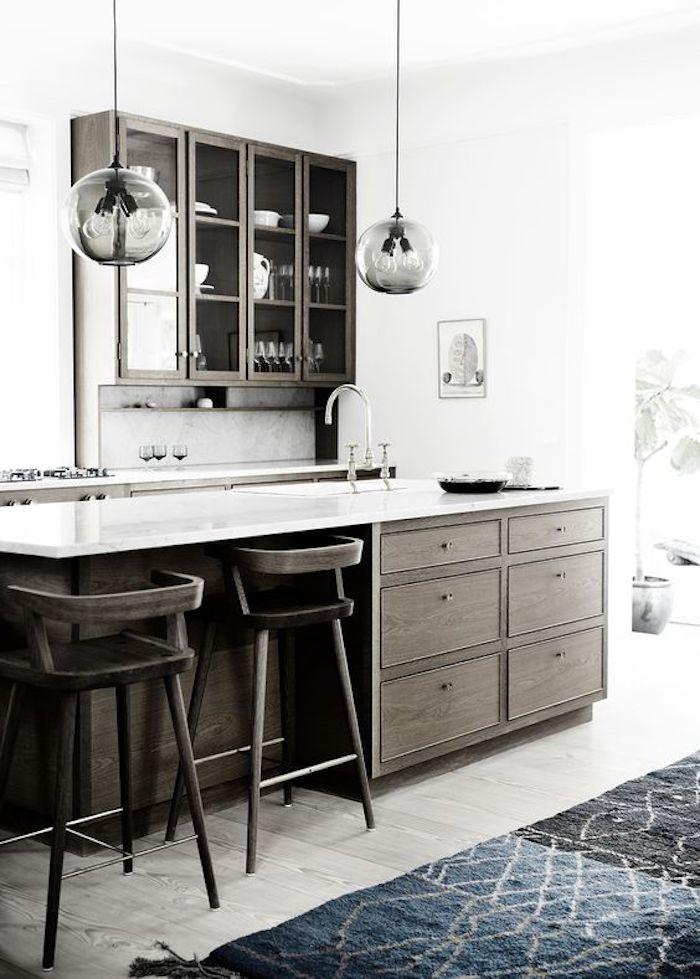 kleine Küche mit Elan gestalten