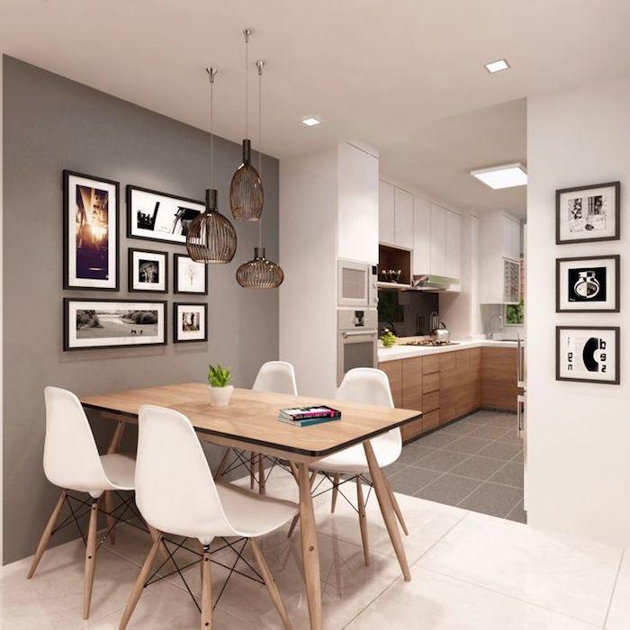 kleine Küchen die Regel in Großstadtwohnungen