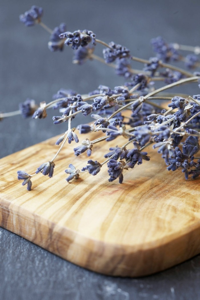 kräuter trocknen lavendel selber trocknen