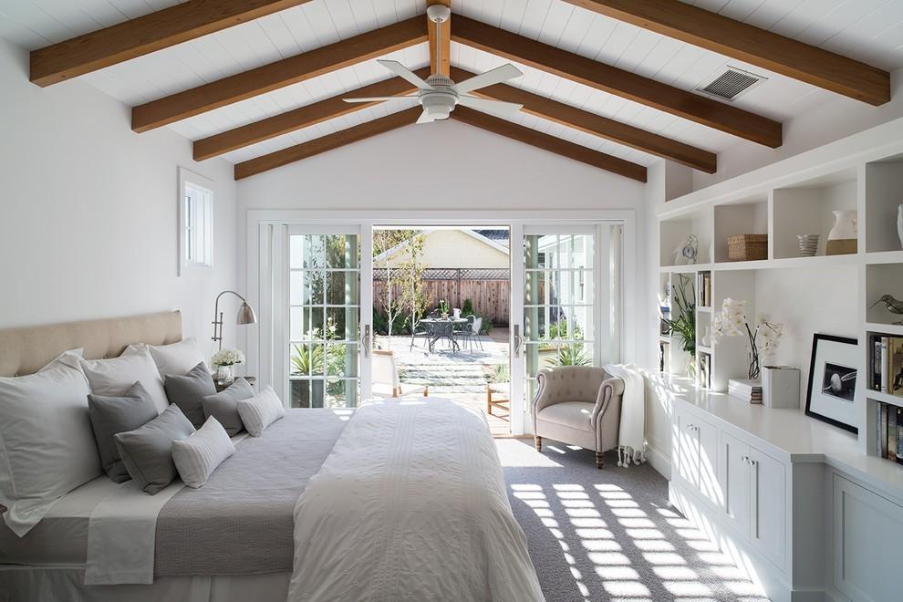 was ein schlafzimmer im landhausstil charakterisiert. Black Bedroom Furniture Sets. Home Design Ideas