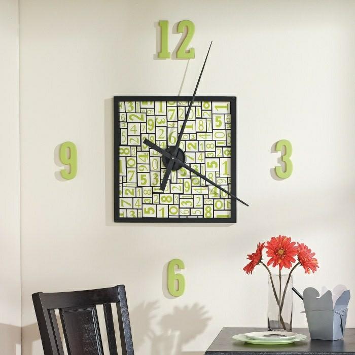 moderne wanduhren was sollte man eigentlich bei der. Black Bedroom Furniture Sets. Home Design Ideas