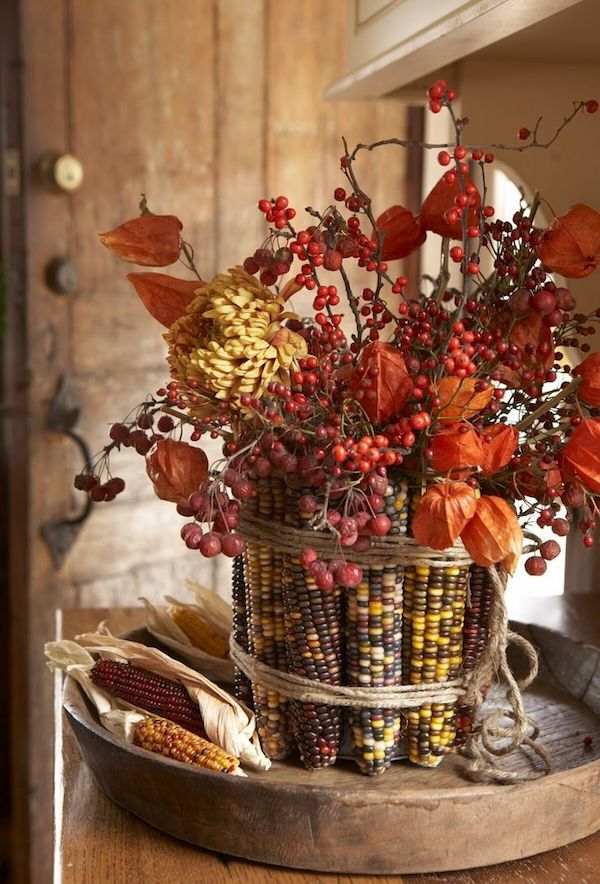 originelle Herbstdeko