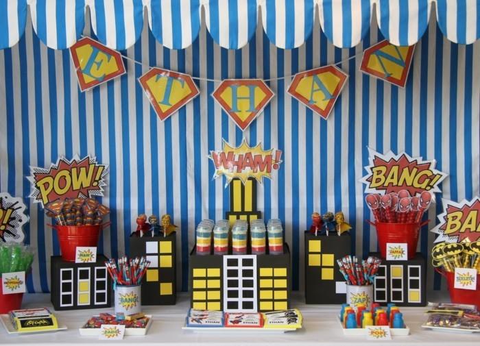 partysnacks kindergeburtstag essen party snacks partydeko