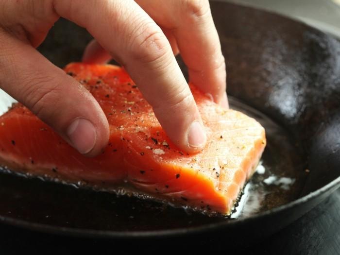 pfanne fisch braten tipps für den pfannenkauf