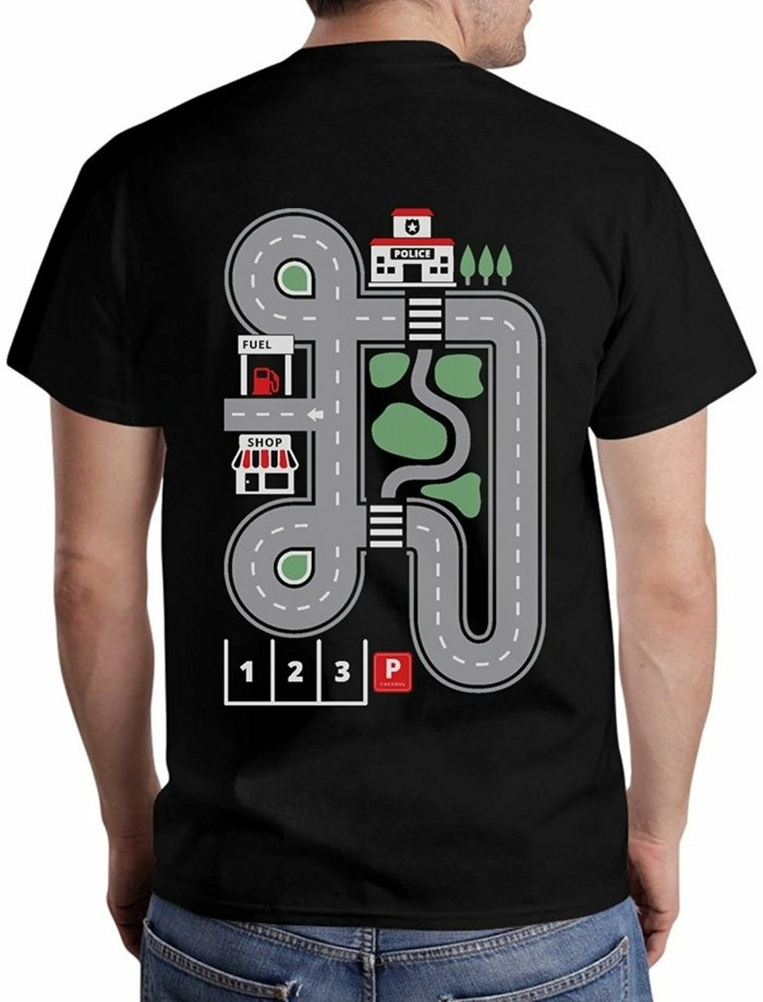 r[ckenmassage t shirt design cool