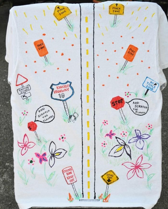 rueckenmassage t shirt design geschenkideen