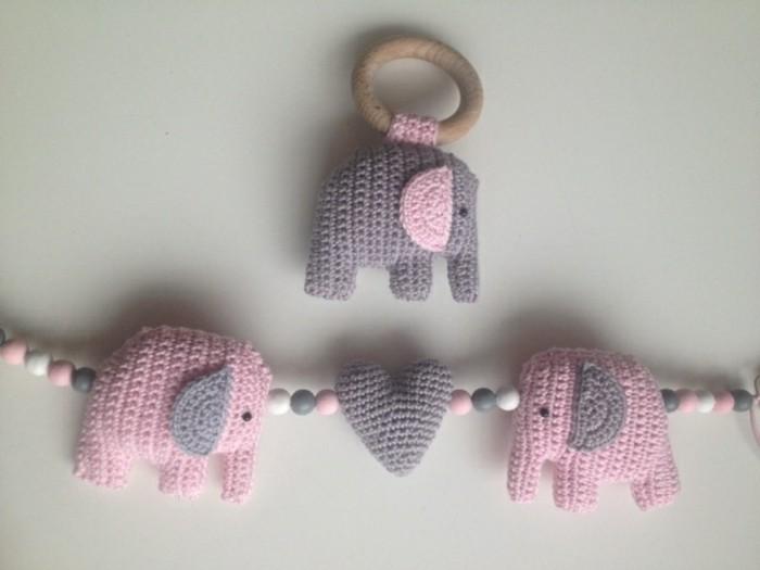 Elefant Amigurumi Häkelanleitung