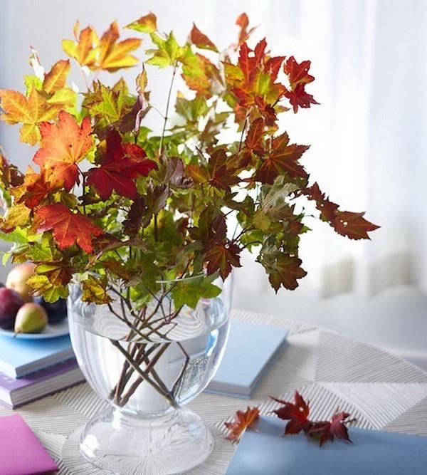 schöne Herbstdeko