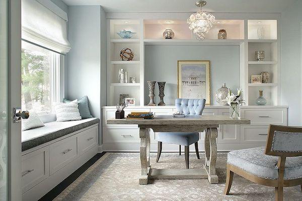 schöne und funktionale Home Office Ideen
