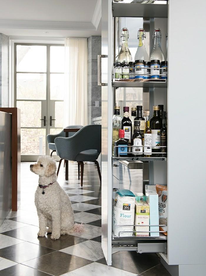 stauraum ideen moderne lösungen für die küchenschränke