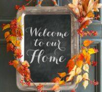Ländliche Herbstdeko selber machen  – originelle und aktuelle Ideen