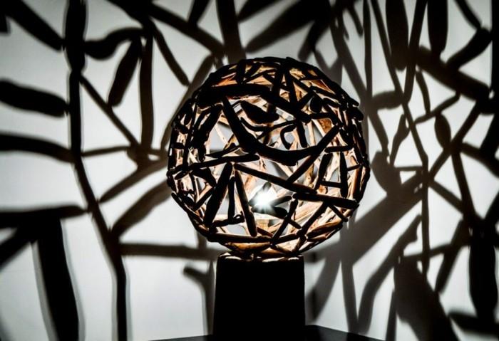treibholz lampe diy ideen expo