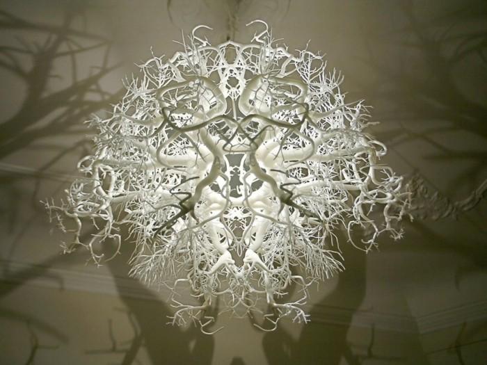 treibholz lampe diy ideen weich