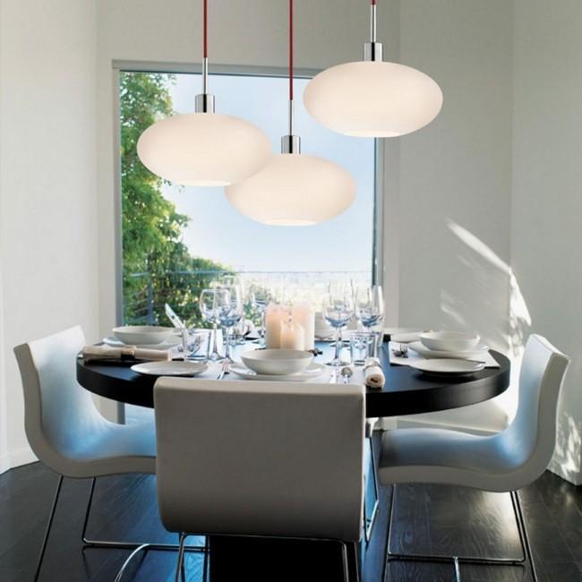 wohnideen esszimmer esstischlampen richtig aussuchen