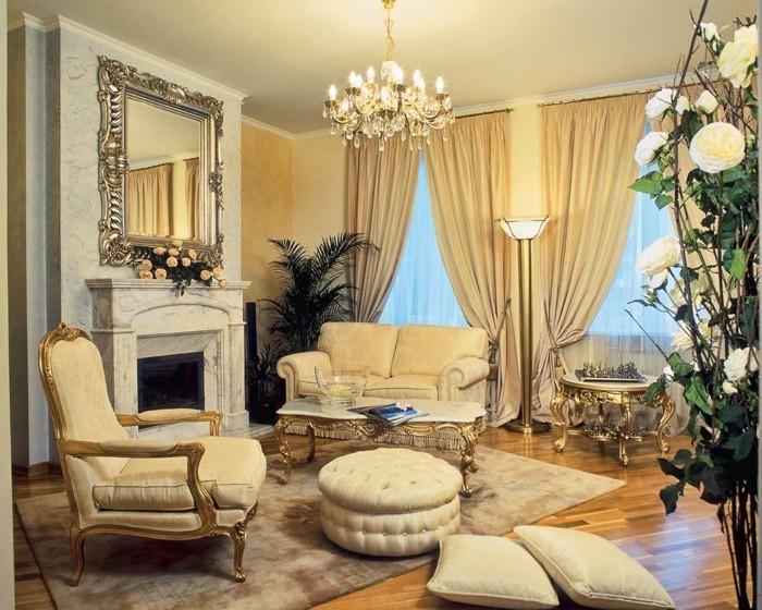 wohnzimmer einrichten ideen polstermöbel und bodenkissen