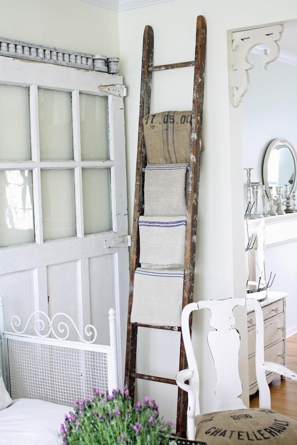 Badezimmer im Shabby Chic Stil stauraum ideen badezimmer möbel