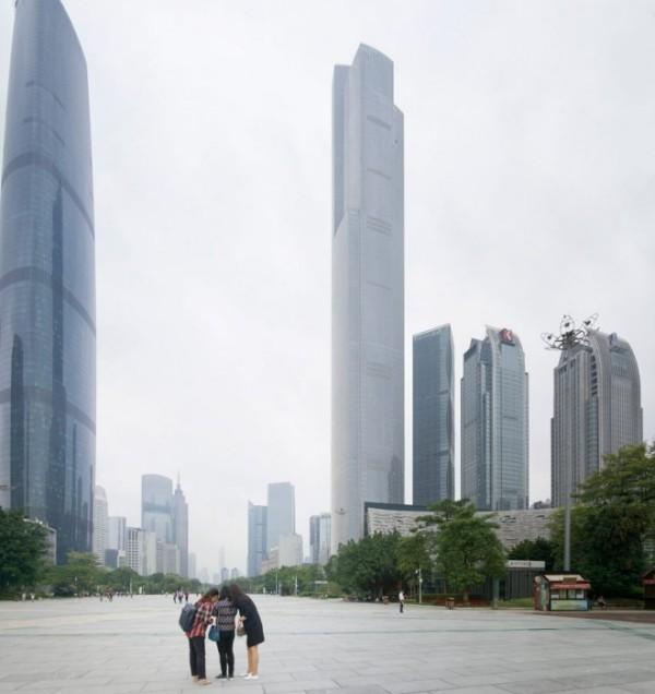 CTF Finance Center China Architektur Zukunft