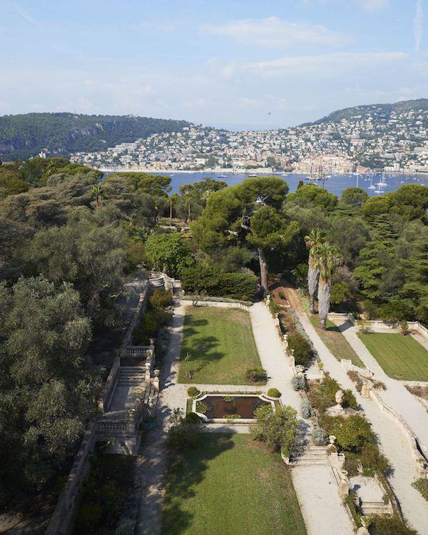 Côte d'Azur Architektur Superreiche Lieblingsplatz