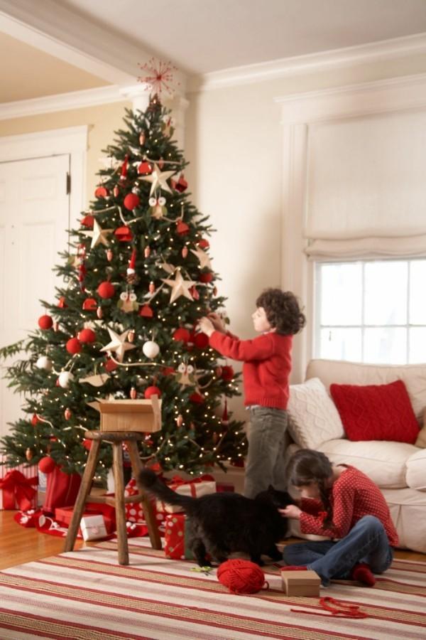Kreative Ideen F R Festliche Weihnachtsdeko Zu Hause