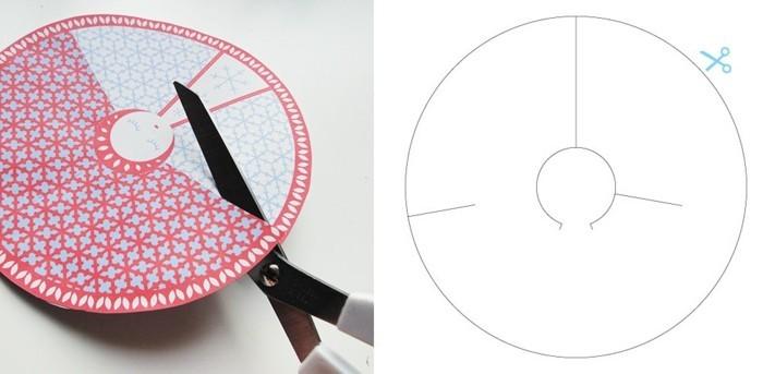 Engelsfluegel basteln mit pappteller basteln anleitung cd rohling ausmalen