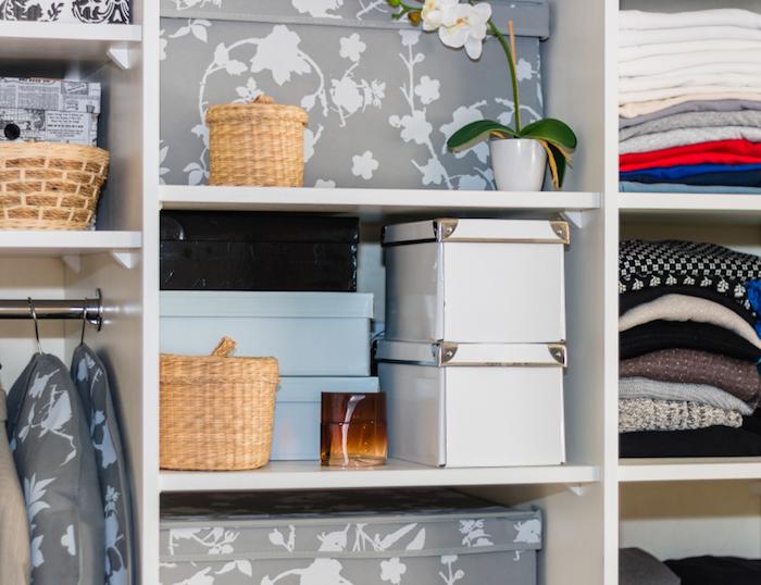 Clevere Tipps für mehr Ordnung im Kleiderschrank - Fresh Ideen für ...