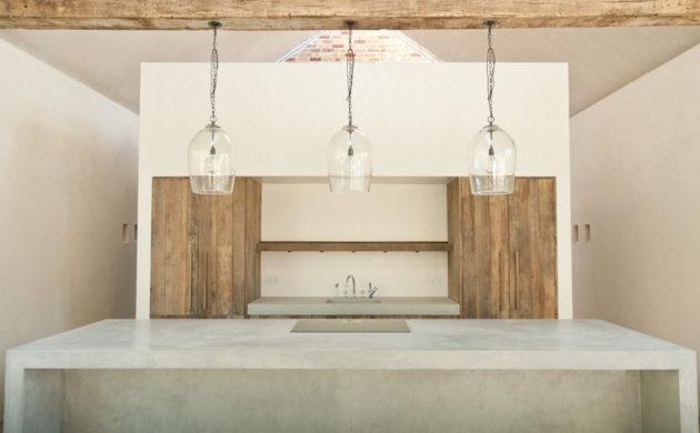 Küchenarbeitsplatte Aus Beton U2013 Pros Und Contras Im Überblick